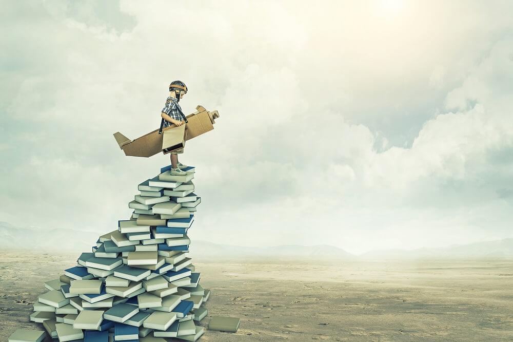 כתיבת ספר ילדים - להשאיר מורשת נפלאה לדור הבא